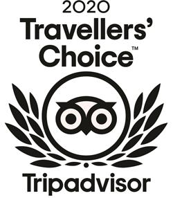 TripAdvisor Travellers Choice 2020